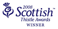 Scottish Tourism Oscar for Customer Care.